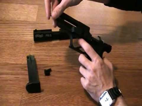 Disassembly Walther P99 Walther P99 Disassembly.mpg