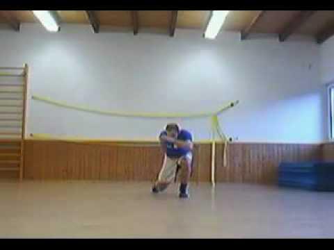 Foot work / coordination drills Image 1