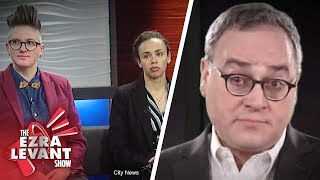 Edmonton CityNews panelists react to Alberta election with hate | Ezra Levant