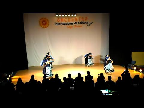 Cuadro Estilizado - Corporación de danzas Argentinas El Pombero