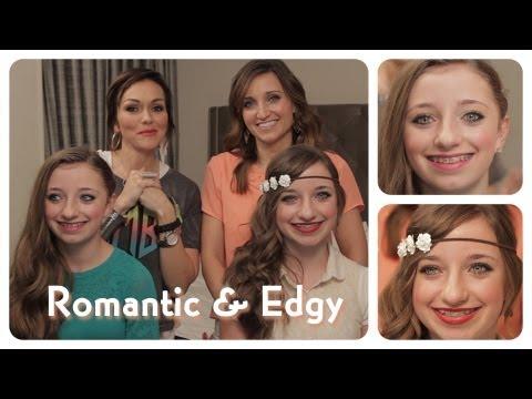 2 Teens 2 Make-Up Looks | Kandee Johnson