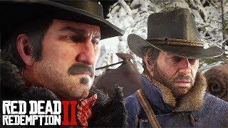 ПЕРВЫЕ РАЗБОРКИ ► Red Dead Redemption 2 #2