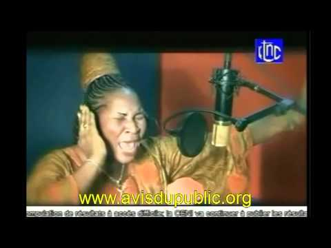 les musiciens chrétiens chante la paix pour le congo