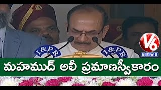 KCR Swearing-in Ceremony 2018 - netivaarthalu.com