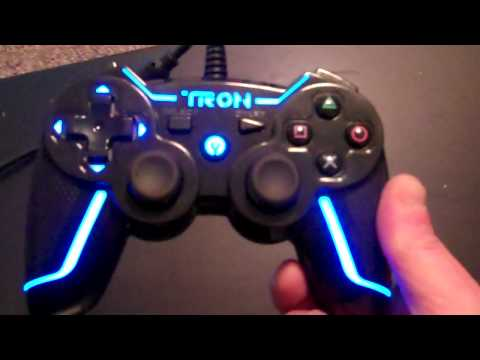 TRON controller review (PS3)