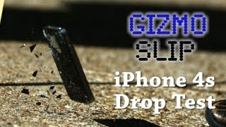 iPhone 4s Drop Test