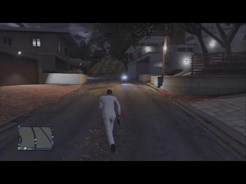 TRUCO GTA V: Como entrar en la casa de MARTIN MADRAZO ! Nuevo sitio oculto / secreto