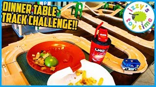 Thomas and Friends DINNER TABLE TRACK CHALLENGE