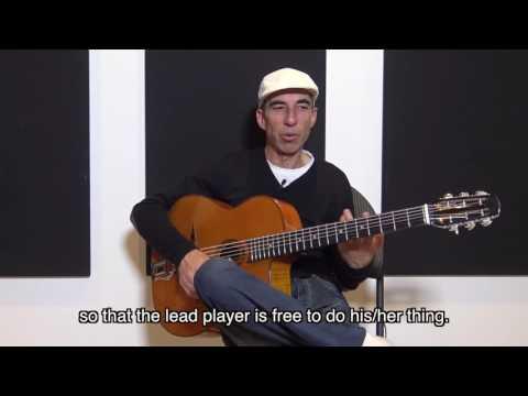 Angelo Debarre - Timing / Rhythm ( Lesson Excerpt )