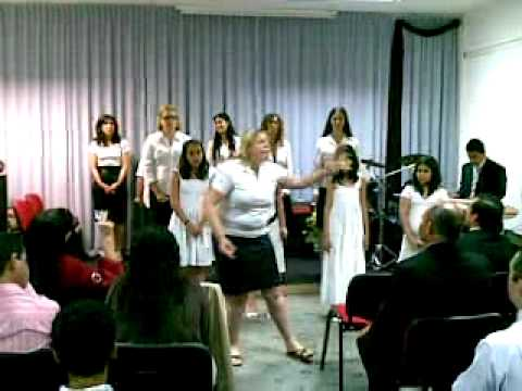 Jogral Mulheres em Ação da Igreja Evangelica Assembléia de Deus Missões ao P