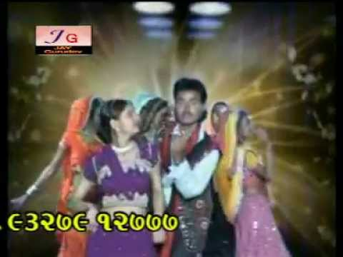 Gujarati Songs Garba - Meldi Maa No Hichako (meldi Maa Ni Mandavari) video