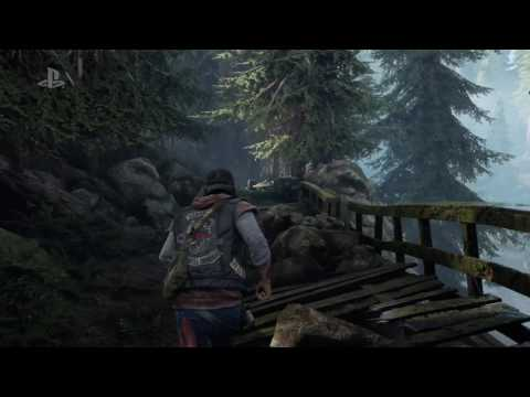Days Gone E3 2017 Gameplay Trailer