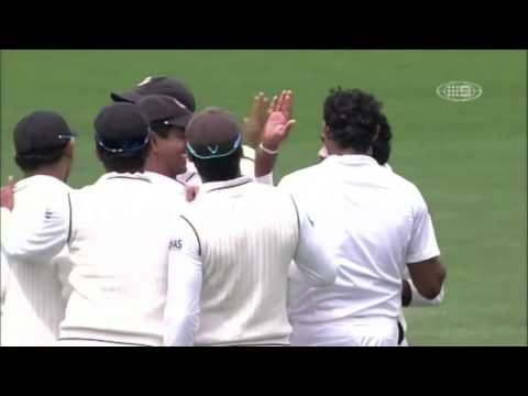 Mahela Jayawardene Classic catch 1st Test 2012