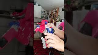 Optimus prime 11-step (2018)