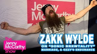 Zakk Wylde on Ozzy's durability, marriage, and Sonic Brew's 20th anniversary