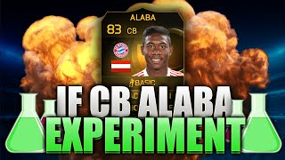IF CB ALABA EXPERIMENT IS HE GOOD? FIFA 15 ULTIMATE TEAM