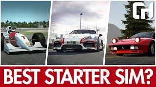 What's The Best Racing Sim For Beginners? [2019]