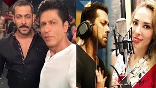 Salman & Shah Rukh Khan To Co-Host An Award Show | Salman To Sing A Song For Iulia's Album