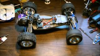 Traxxas Rustler Mods Update And RPM Arms Installed