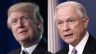Sessions responds to Trump