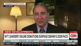 David Axelrod: Bernie Sanders Fundraising Numbers Are Stunning