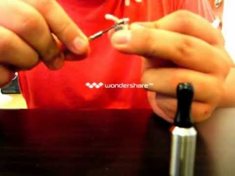 How to rebuild a Phoenix atomizer