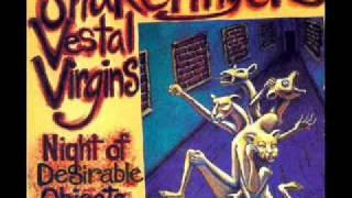 Snakefinger's Vestal Virgins : 8 - 1/4