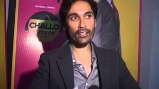 Bindaas Bollywood - Kainaz Motiwala Promotes Chalo Driver Film Promotion - Latest Movie Promotion