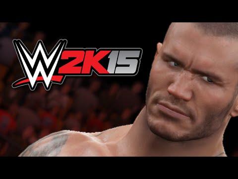 Wwe 2k15 Randy Orton vs John Cena Wwe 2k15 Randy Orton