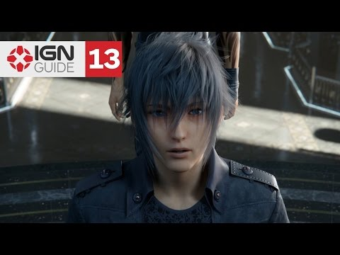 Final Fantasy 15 Walkthrough: Chapter 3 - The Sword in the Waterfall (Part 2)