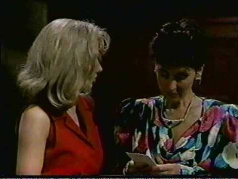 ANOTHER WORLD: 1989 Anne Heche episode Pt. 3 Here is the only episode that I have in my collection to feature Anne Heche as Vicky and Marley. It is an episod...