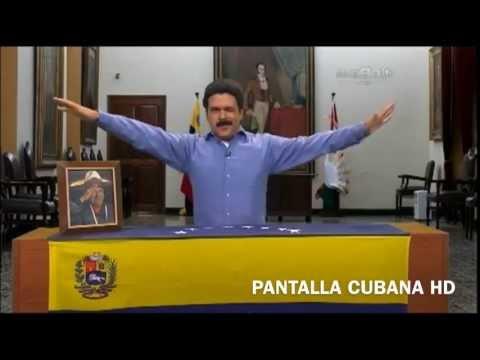 HD: NICOLAS MADURO EL PAJARITO Y LOS FACISTAS (Humor)