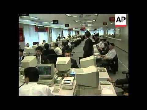 JAPAN: MARKETS: DOLLAR FALLS AGAINST THE YEN
