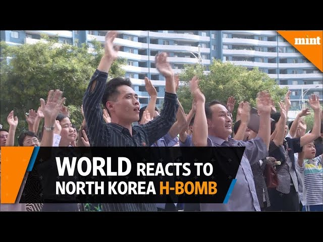 The world reacts to North Korea's H-bomb test 'success'