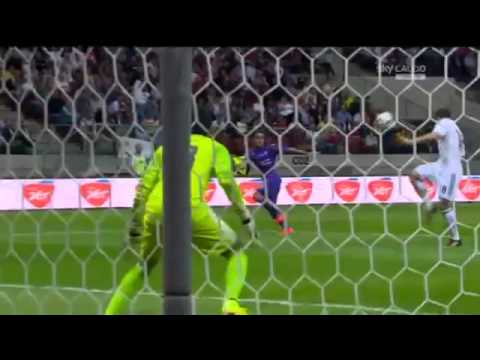 Real Madrid vs Fiorentina 1-2 All Goals and Highlights -Friendly Match- 16-8-2014