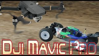 Dji Mavic pro @ New Rc Buggy Track