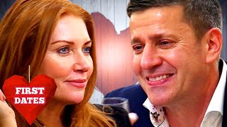 Man Dumped His Date By TEXT | First Dates
