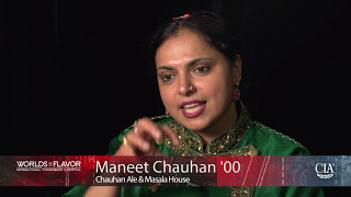 Interview with Chef Maneet Chauhan '00 of Chauhan Ale & Masala House in Nashville, TN