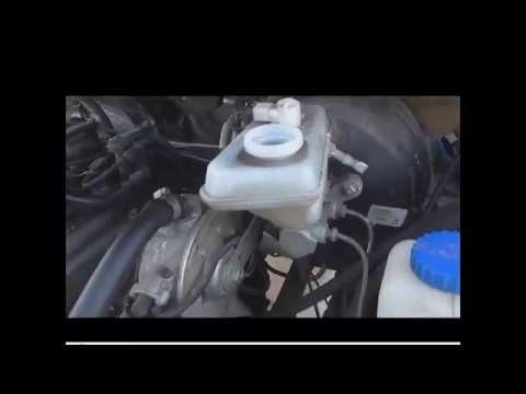 не могу прокачать передние тормоза - Тормозная система