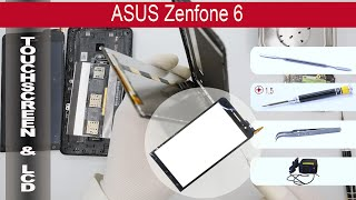 How to replace 🔧 Digitizer & LCD 📱 Asus ZenFone 6 A600CG