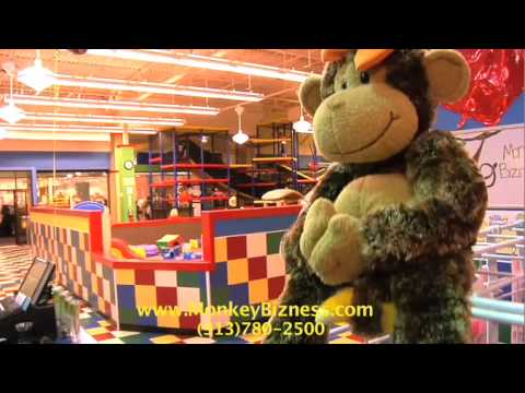 Monkey Bizness in Olathe, Kansas 913-780-2500 Video