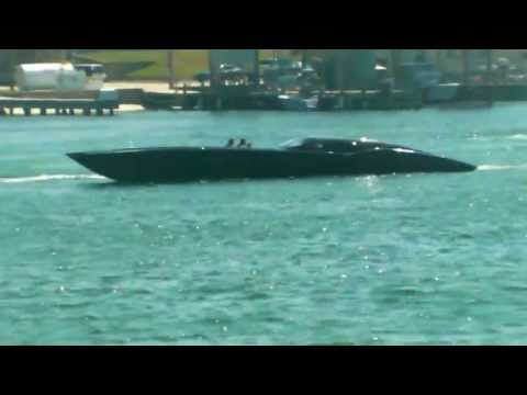 ZR 48 Corvette Boat