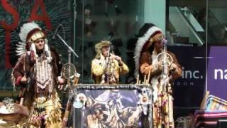 native american music white buffalo