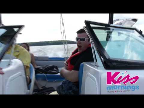 Kiss Mornings: Lake Norman Fun With Carefree Boat Club