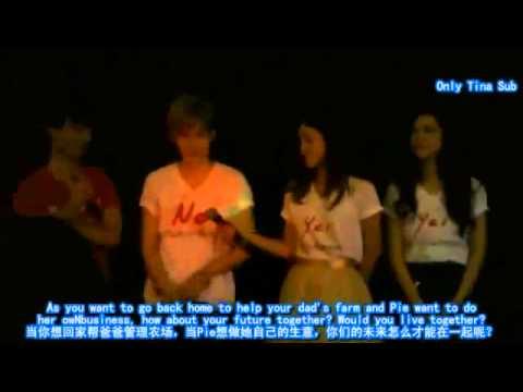 tina aom YoN2 Meet&Greet (9_9_12) - Interview 2【ENG&CHI SUB】 - YouTu