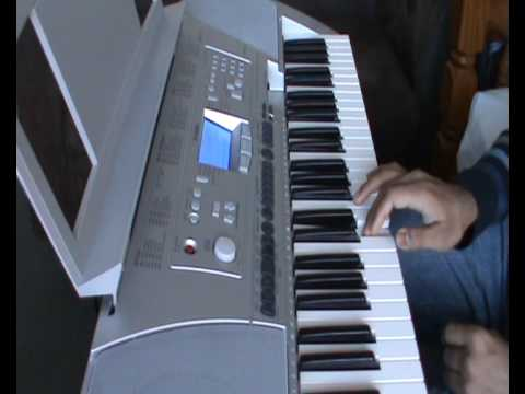 Keyboard Version Of Tamil Songs- Part 8: Adiye Kolluthey From Vaaranam Aayiram video