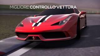 Ferrari 458 Speciale: la dinamica