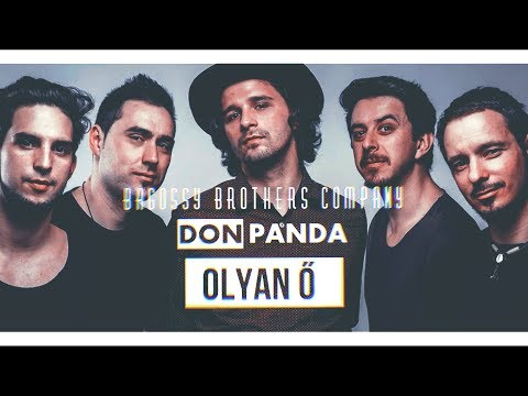 Bagossy Brothers Company - Olyan Ő (DON PANDA Club mix) [2019]
