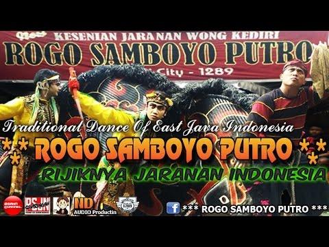 Jaranan Rogo Samboyo Putro Terbaru Live Bagor Nganjuk | Traditional Dance Of Java - Indonesia