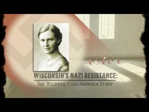 Official Trailer - Wisconsin's Nazi Resistance: The Mildred Fish-harnack Story video